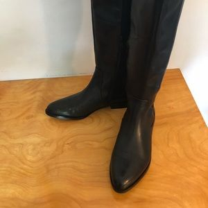 Clarks Shoes - Clark's bizzy girl boots black size 7.5 women's